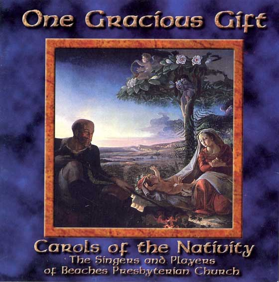 One Gracious Gift album cover