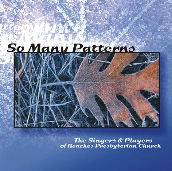 So Many Patterns album cover