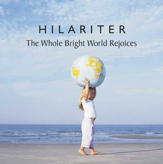 The Whole Bright World Rejoices album cover